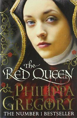 The Red Queen (COUSINS' WAR),Philippa Gregory