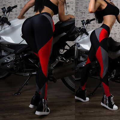US Seller Fashion Women's Sports Gym Yoga Running Fitness Leggings Pants Workout