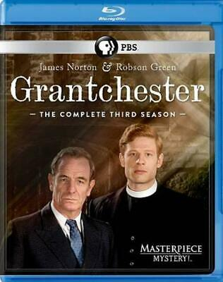 Masterpiece Mystery!: Grantchester: Season 3 New Blu-Ray Disc