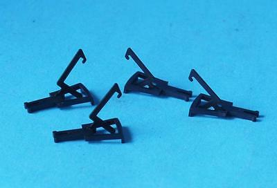 4x NEW HORNBY R8219 NEM COUPLINGS for LOCOS, COACHES & WAGONS X9289 X5343 SPARES
