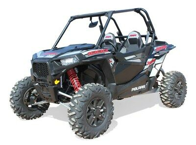 Dragonfire 2 Seat Door Panel & Slammer Kit - Polaris RZR XP 1000 _07-1010