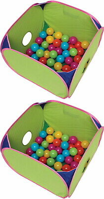 Pop-N-Play Ball Pit for Ferrets w/35 balls 2pk