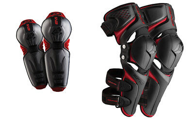 Evs Sports Epic Elbow Pads & Epic Knee Guards Combo Set