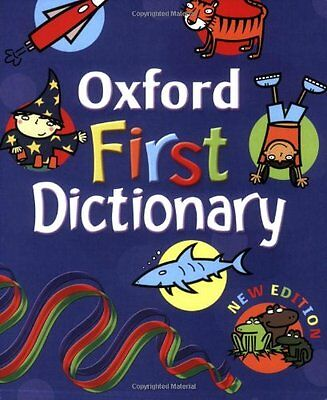 OXFORD FIRST DICTIONARY,Hachette Children's Books