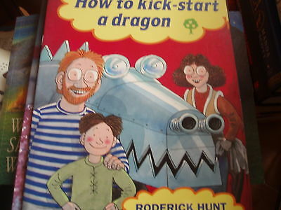How To Kick Start A Dragon-Roderick Hunt Poctures Alex Brychta-Pb-Vgood