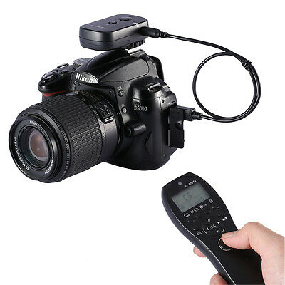 Neewer NW-870DC2 Shutter Release Wireless Remote Control Transmitter Receiver