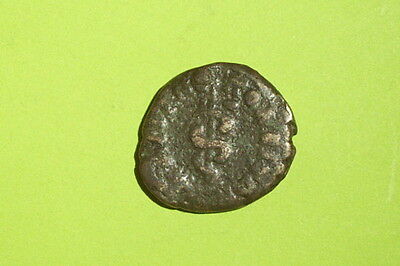 Ancient ROMAN COIN of CARACALLA 196 AD serpent staff TRAJANOPOLIS THRACE rare