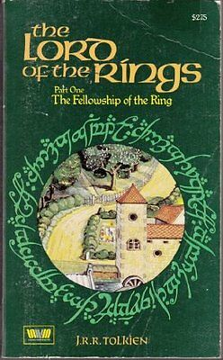 The Fellowship of the Ring (Lord of the Rings Vol.1),J. R. R. Tolkien