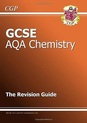 GCSE Chemistry AQA Revision Guide,CGP Books
