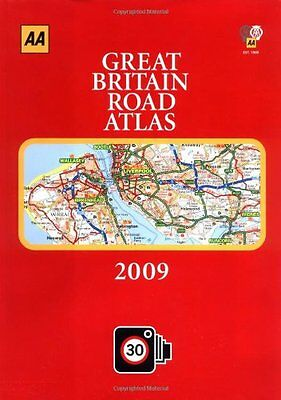 AA Great Britain Road Atlas (AA Atlases and Maps) (AA Atlases and Maps),AA Publ