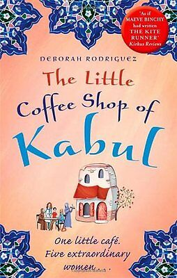 The Little Coffee Shop of Kabul,Deborah Rodriguez- 9780751550405