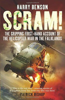 Scram!: The Gripping First-hand Account of the Helicopter War in the Falklands,
