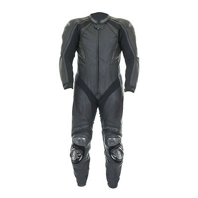 RST Black Series 1pc Motorcycle Leather Race Suit RRP £659.99 Now £369.99