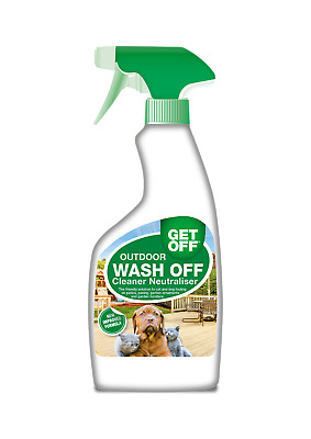 Rosewood Get off Dog and Cat Repellent Spray 500 ml Single And 2Pack