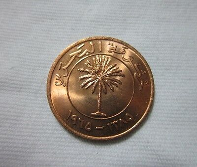 Bahrain. 10 Fils, 1965. Uncirculated.