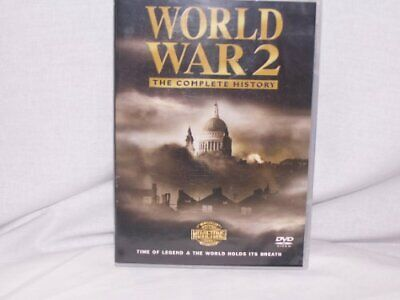 Worl War 2 The Complete History DVD