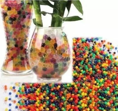 1000X Water Balls Crystal Jelly Gel Bead for Orbeez Toy Refill Color AU STO KHK;