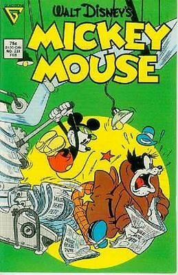 Mickey Mouse # 223 (USA, 1987)
