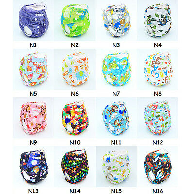 US SELLER U pick Lot Alva baby Washable Reusable Cloth Pocket Diaper Nappy