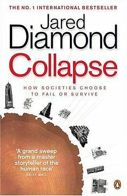Collapse: How Societies Choose to Fail or Survive,Jared Diamond