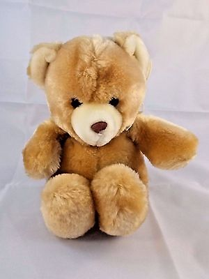 "Eden Teddy Bear Plush Sits 6.5"" Korea"