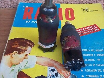 1x Tube EF8 Philips by old laboratory spare
