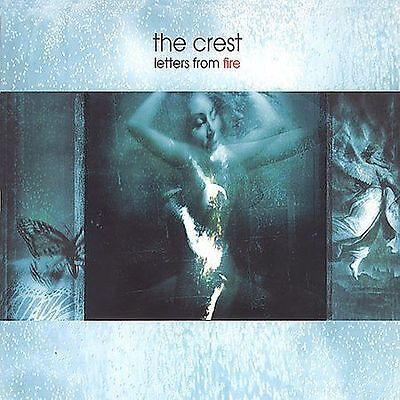 THE CREST letters from fire cd ( THEATRE OF TRAGEDY , THE GATHERING )
