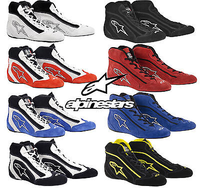 Alpinestars 2014 SP Race / Racing / Rally Boots Shoe Car FIA Approved 8856-2000