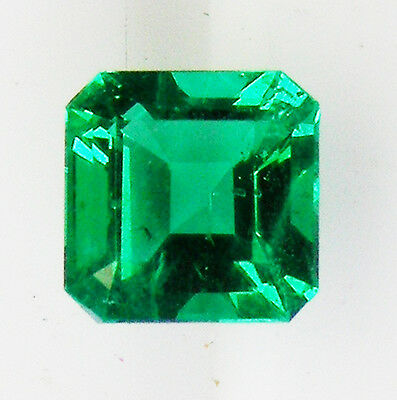 0.52ct!! NATURAL COLOMBIAN EMERALD NATURAL COLOUR +CERTIFICATE AVAILABLE