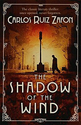 The Shadow of the Wind: The Cemetery of Forgotten Books 1,Carlos  ,.0753820250