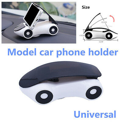 Sport Styling 360° Rotate Model Car Interior furnishing Cell Phone Holder Mount