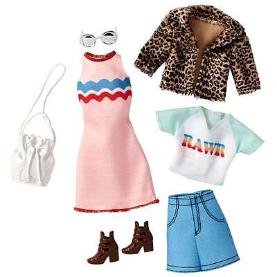 Barbie - Fashion & Accessories Set for Barbie Doll - Chic Style