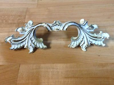 Vintage French Provincial Shabby Furniture Pull Handle Part Lot 1