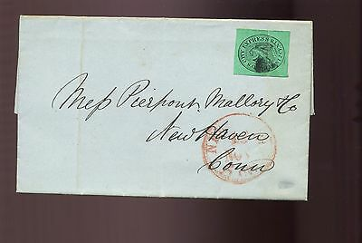 Scott #20L4 BOYD'S CITY EXPRESS Used Stamp On Nice Cover (Stock #20L4-6)