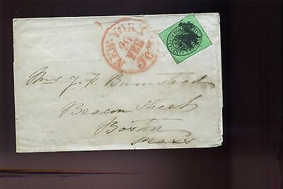 Scott #20L7 BOYD'S CITY EXPRESS Used Stamp On Nice Cover (Stock #20L7-6)