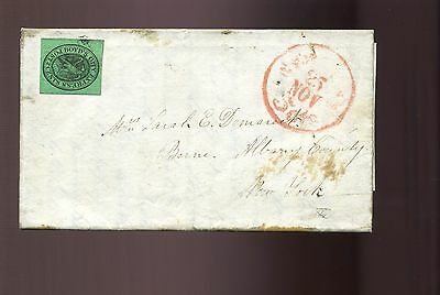 Scott #20L7 BOYD'S CITY EXPRESS Used Stamp On Nice Cover (Stock #20L7-7)