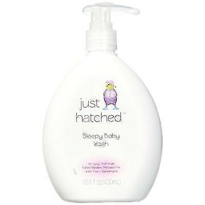 Just Hatched Sleepy Baby Wash, 13.5 Ounce New