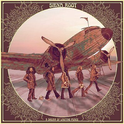 SIENA ROOT - A Dream Of Lasting Peace - LP (black) + download code MadeInGermany