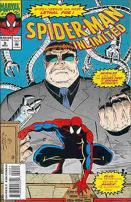 Spiderman Unlimited # 3 (68 pages) (USA, 1993)