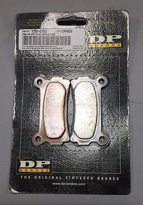 Dp Brakes Standard Sintered Metal Brake Pads Dp609 Off-Road Harley
