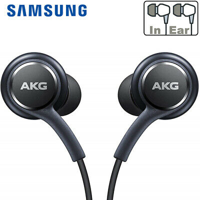 Original Samsung AKG Kopfhörer Headset In Ear Galaxy S10 S9 S8 S8+ S7 EO-IG955