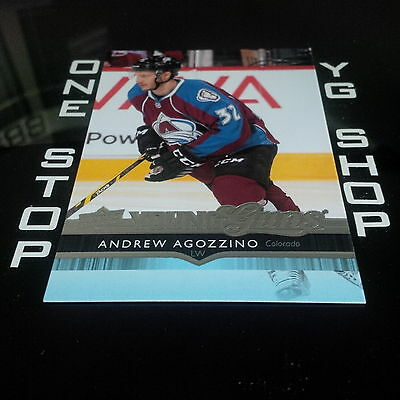 2014 15 Ud Young Guns 479 Andrew Agozzino Rc Mint +Free Combined S&h