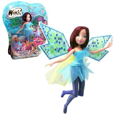 Winx Club - Bloomix Fairy Puppe - Fee Tecna 28cm