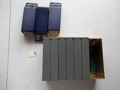 New Bristol Controlwave Micro Base Chassis 396560-01-6 Series B 8 Slot (210)