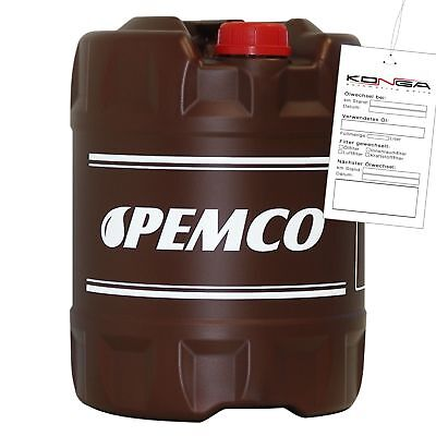 10 Liter PEMCO Hydro ISO 46 Hydrauliköl HLP 46