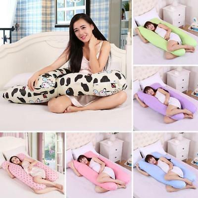 Hot Comfort Body full support Pregnancy Maternity Pillow U Shape Case Cover