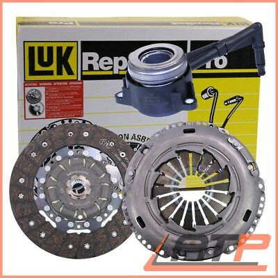 AUDI TT 8N 1.8 Clutch Kit 3pc Cover+Plate+CSC 98 to 06 Manual 240mm NAP New