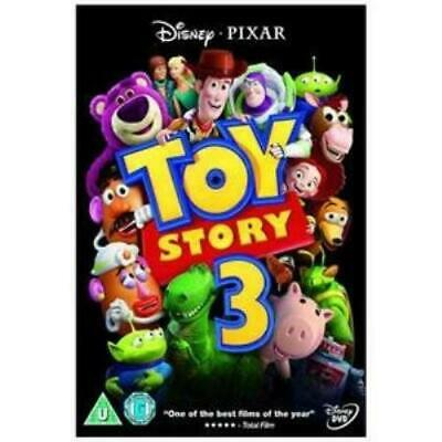 TOY STORY 3 DVD RET SPECIFIC DVD Value Guaranteed from eBay's biggest seller!