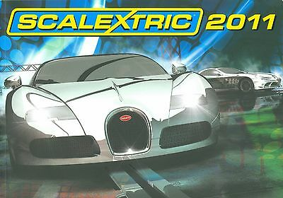 2011 Scalextric Catalogue