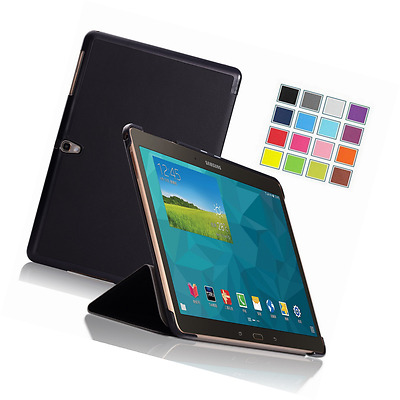 IVSO Slim Smart Cover Case for Samsung Galaxy Tab S2 9.7-Inch Tablet(Black)